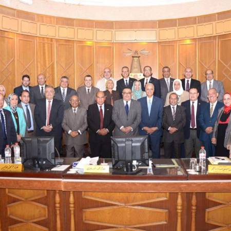 Alexandria University achieves progress in Webometric classification